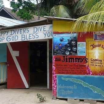 Island advertising