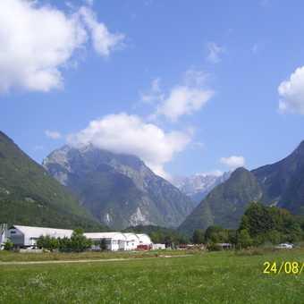 Beautiful Bovec