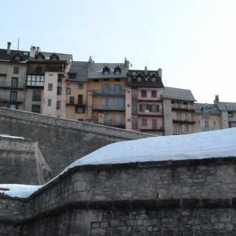 medieval Briancon