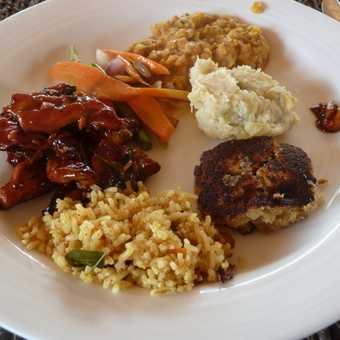 Lunch - Devil Chicken!