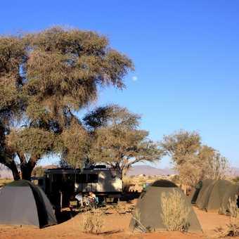 Sesriem Camp