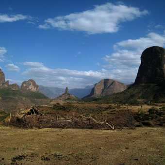 View from Mulit camp
