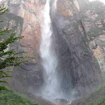 Trekking to Angel Falls, Venezuela
