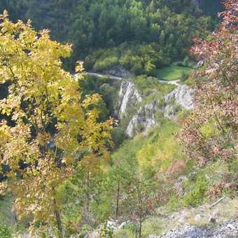 Autumn in Buinovo Gorge_2