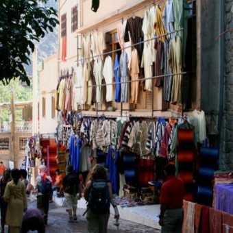 Imlil Market