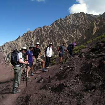 Ascent of Stok La 4900m