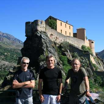 Three cowboys and a citadel