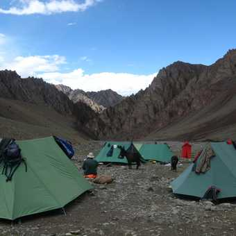 The camp at Mankarmo