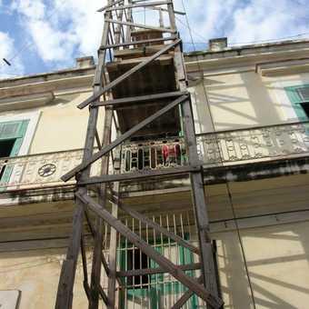 Scaffolding Havana style