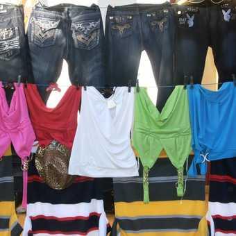 Goods for sale Baracoa