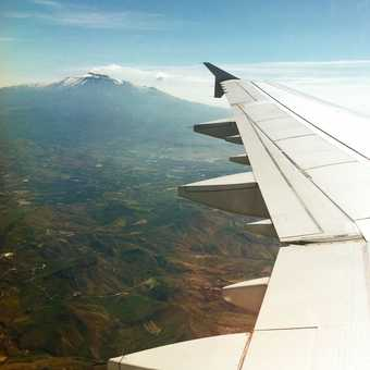 The first view of Etna