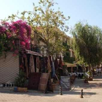 Street in Kas