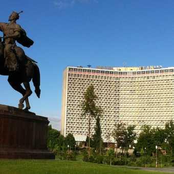Hotel Uzbekistan Tasjkent