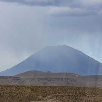 Misti mountain