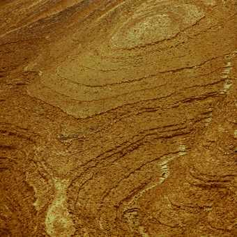 Draa valley erosion lines