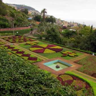 Botanical Gardens Funchal