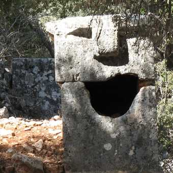 smily sarcophagus!
