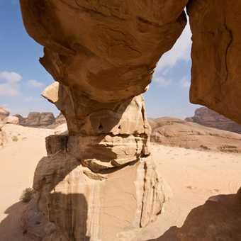 Morning light, Wadi Rum