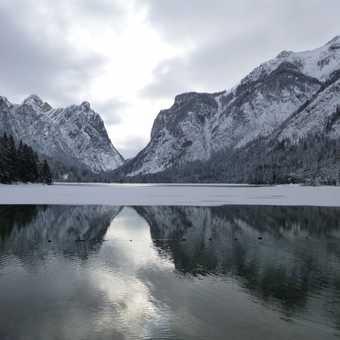 Lake at Dobbiaco