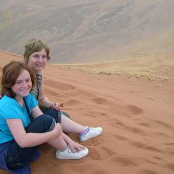 Sossusvlei sand dunes