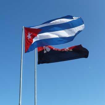 Cuban & Revolution Flags