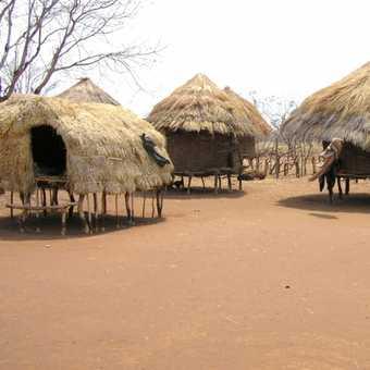 Zambian village