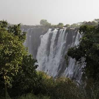 Victoria Falls.