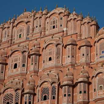 The Hawa Mahal (Palace of Winds), Jaipur