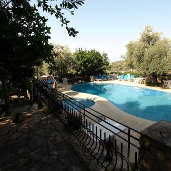 Hotel Oreo pool area