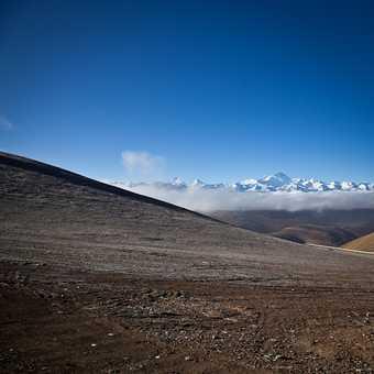 Reflection of Everest