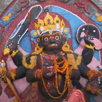 God in Khathmandu