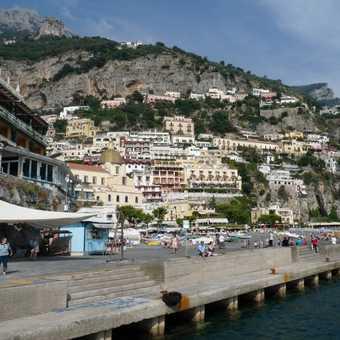 Port at Positano
