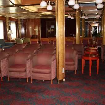 Presentation room on Sea Spirit