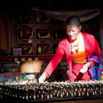 Tibetan material
