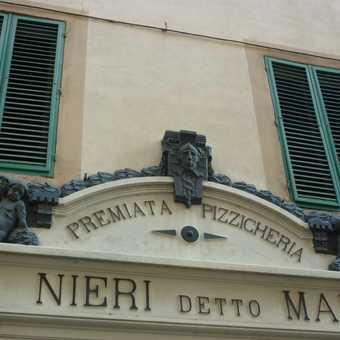 Lucca - building detail