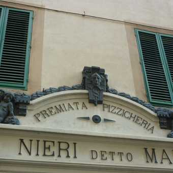 Lucca - building detail