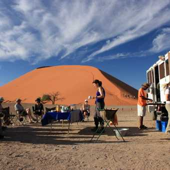 Breakfast at Dune 45
