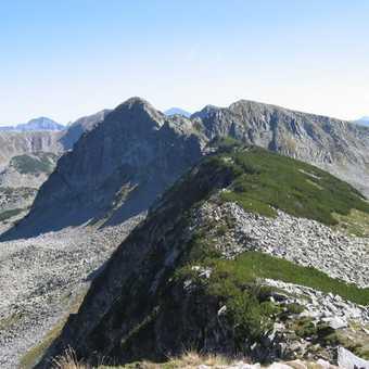 View from Todorina Porta