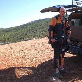 robert Paragliding