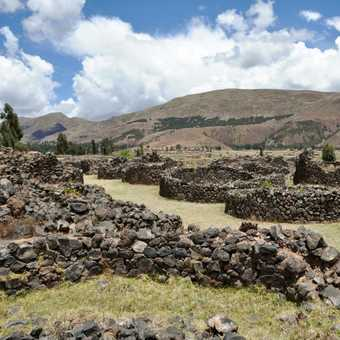 enroute across the altiplano.