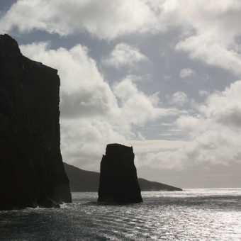 Entering Deception Island calders