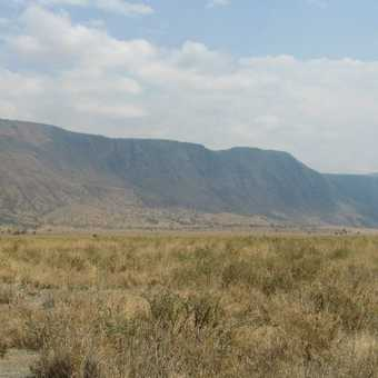 Escarpment of the Western Rift Valley