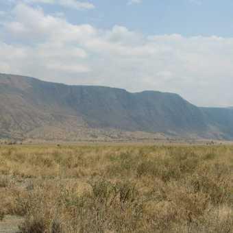 Escarpment of the Western Rift Valley