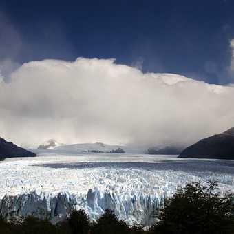 Perito Moreno - the front face