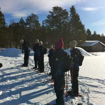 Snow Shoe Training