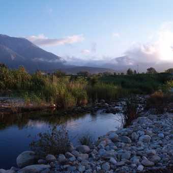 Daybreak in Nuy Valley