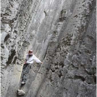 Walking the Tsingi - otherwordly and fabulous