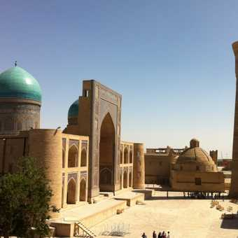 Mir i Arab Madrassah Bukhara