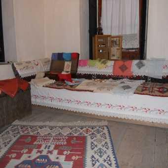 old Turkish home