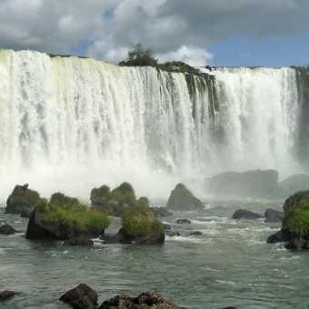 Garganta del Diablo, Iguazu Falls